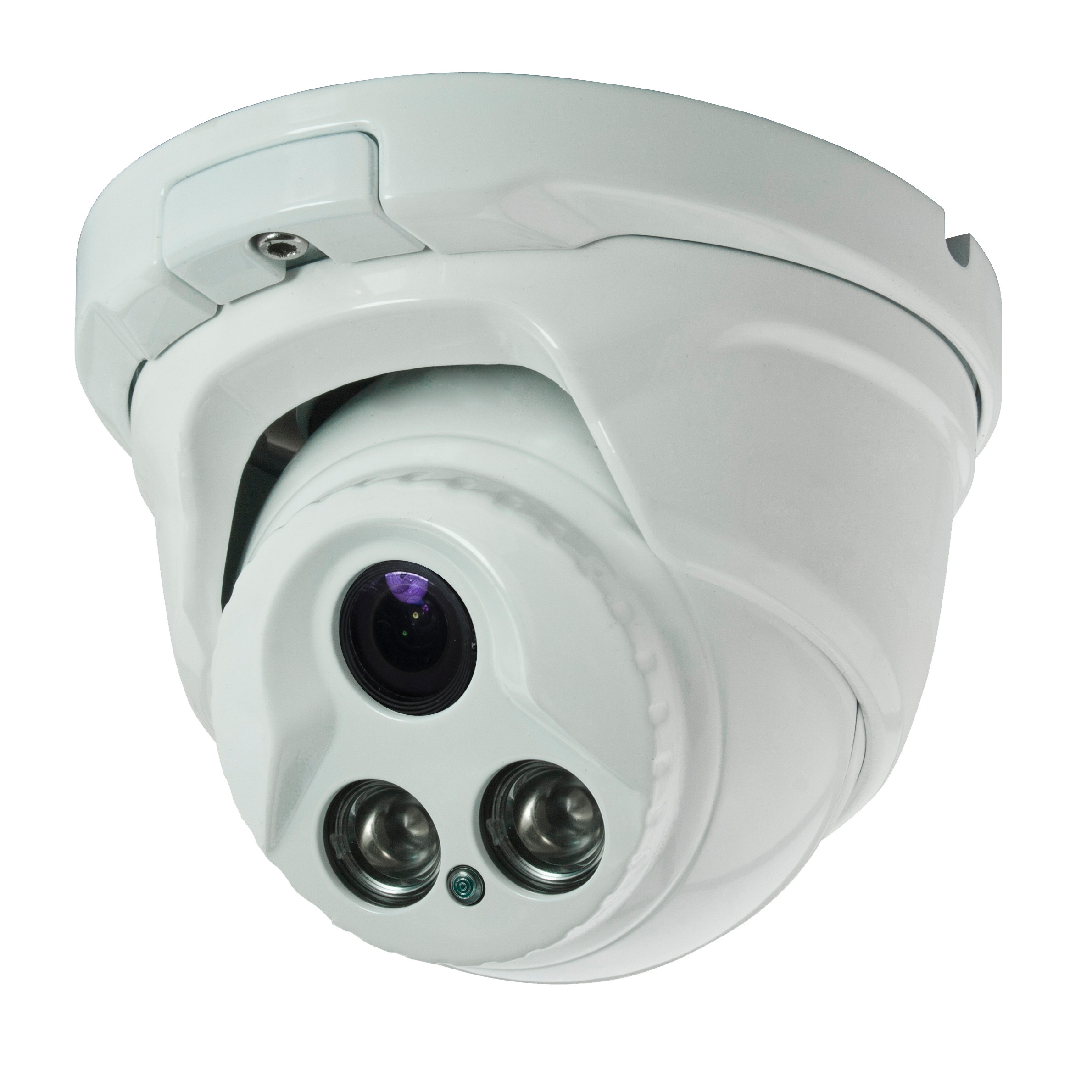 OUTDOOR  ULTRA ARRAY HD-TVI VANDAL DOME CAMERA (LUX-E2M-OD3MAR/I)