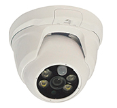 LUX PRO FIXED 2.8MM 1 ARRAY AND 2 WHITE LED (LP-E2M-FMLEDI2)