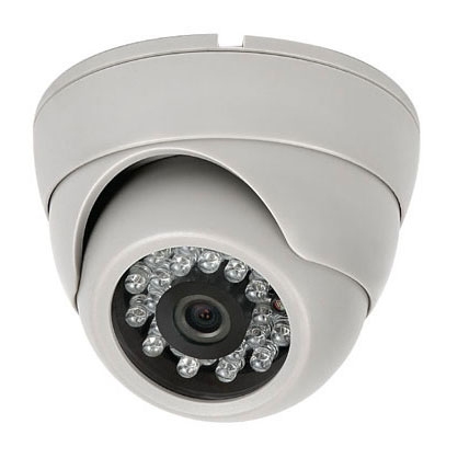 3.6mm Indoor Dome  IR Color Camera (CHMIR36LUX-CMOS)