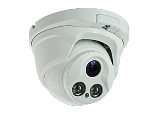 LUX PRO 2.8MM FIXED, IP,4MO 2 ARRAY DOME (LP-E4M-FMARIPI2)
